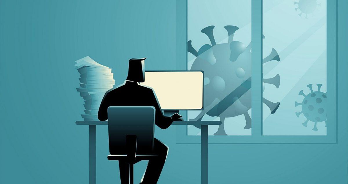 ilustrace hacker